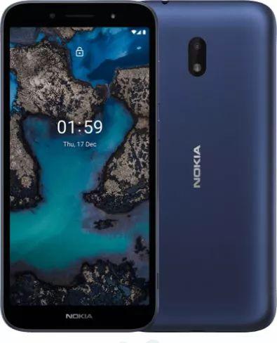 Nokia C1 Plus 2021 Global Dual SIM LTE poster
